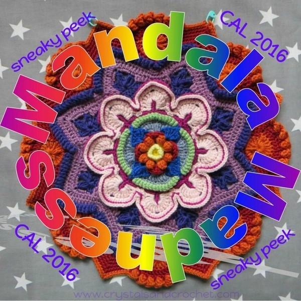 Mandala Madness Cal Rainbow Merino Soft Scheepjes De Breibar